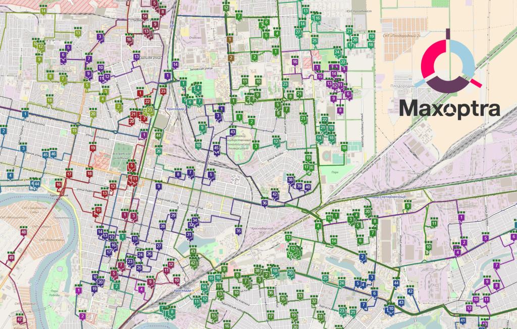 Расширяем возможности Мегалогиста: автоматическое планирование и оптимизация маршрутов в сервисе Maxoptra